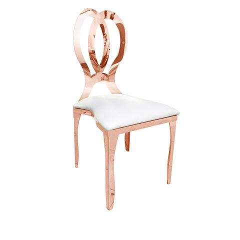 Chaise Cartier rose gold